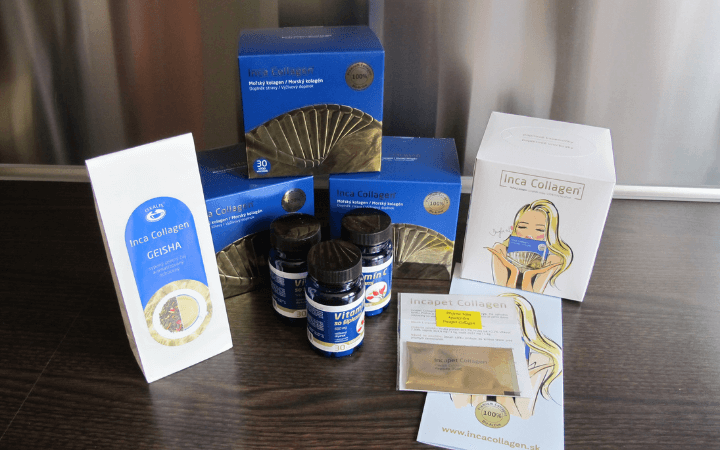 Inca Collagen – morský kolagén – RECENZIA A SKÚSENOSTI
