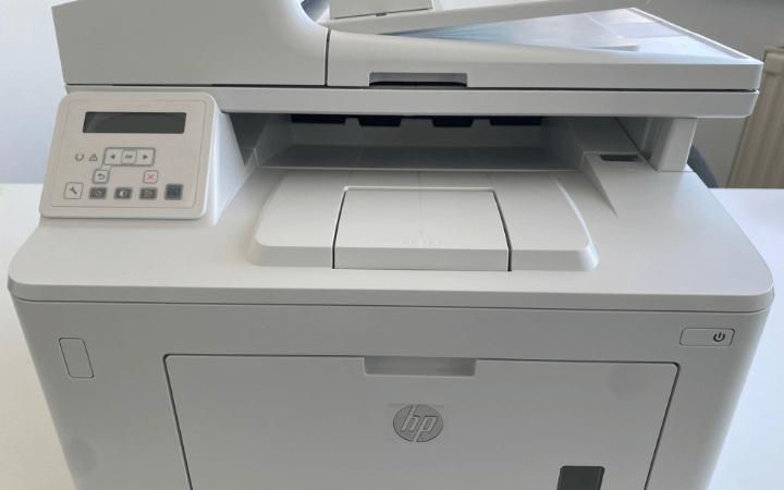 Multifunkčná laserová tlačiareň HP LaserJet Pro M227sdn – RECENZIA A SKÚSENOSTI