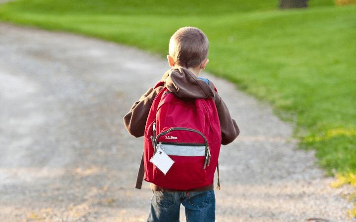 Výber školského ruksaku pre vaše dieťa