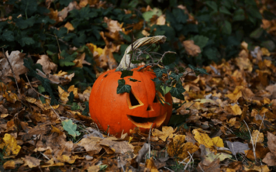 Ako a prečo si vyrobiť masky a dekorácie na Halloween, nielen z tekvice?