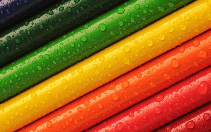 Ako na nás vplývajú farby a ako to využiť v bežnom živote